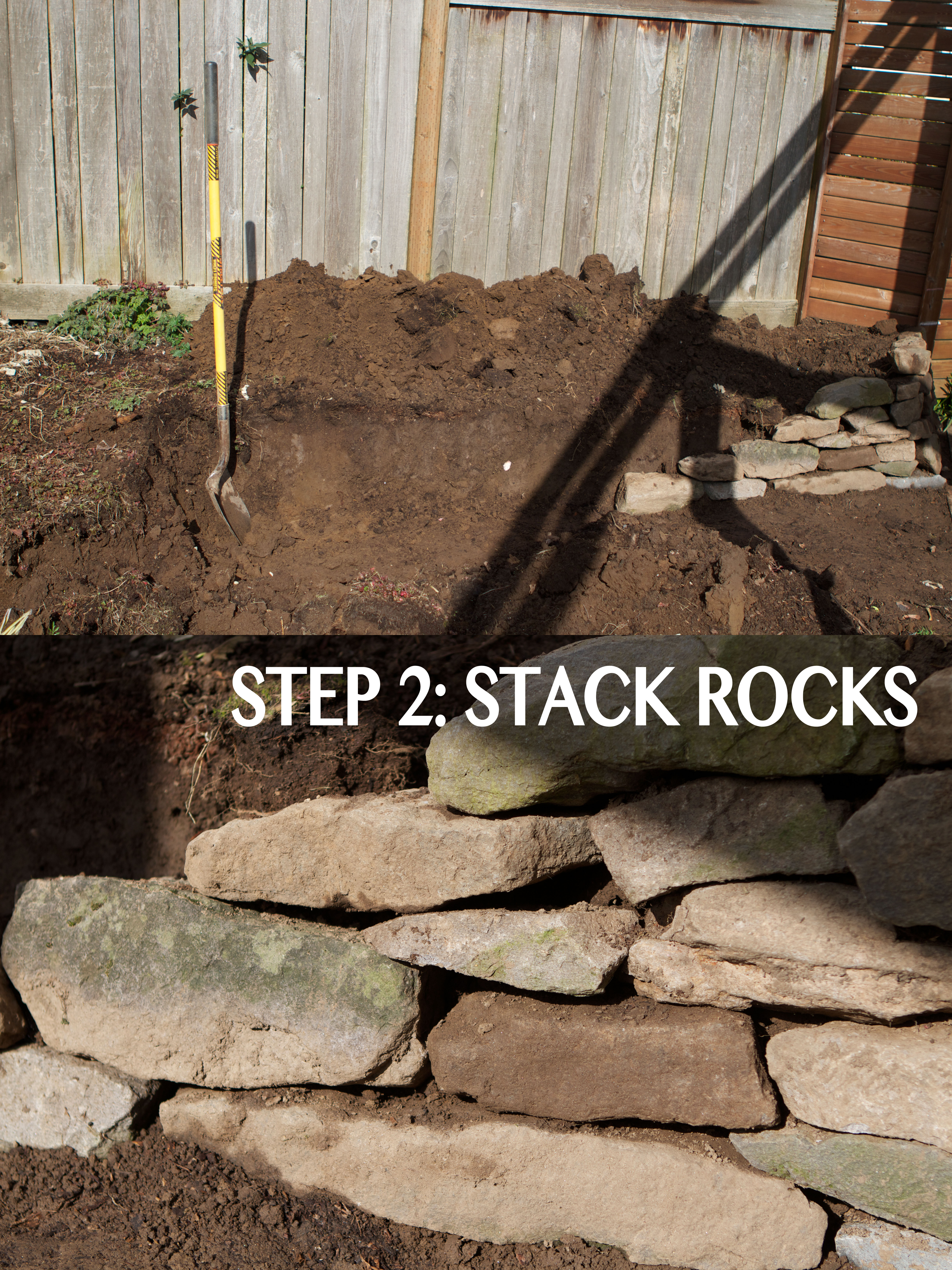 Build Wood Retaining Wall Steps Plans Free Download