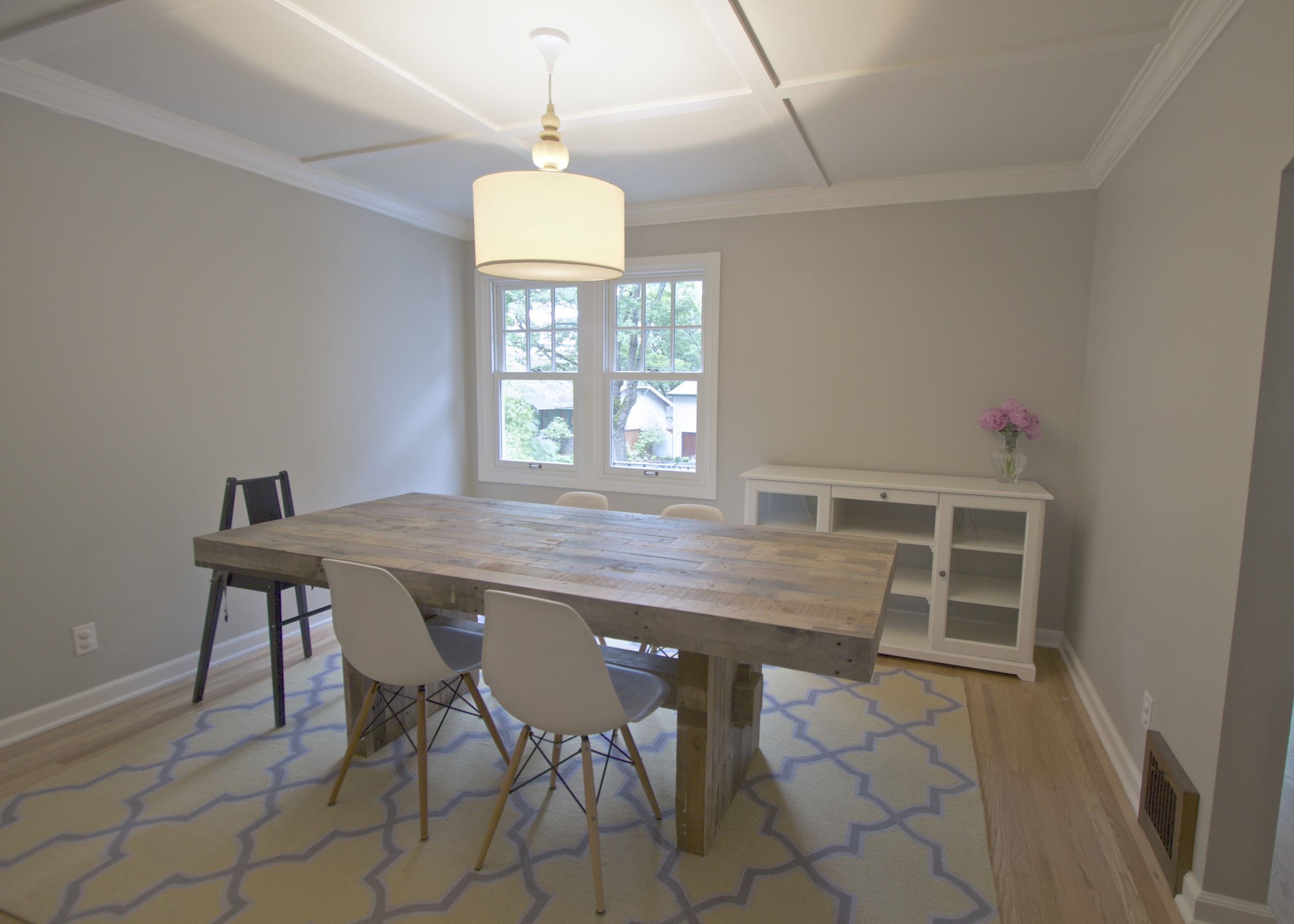 Dining room ikea contemporary style home living - Contemporary living room decorating ideas to put your heart and soul in it ...
