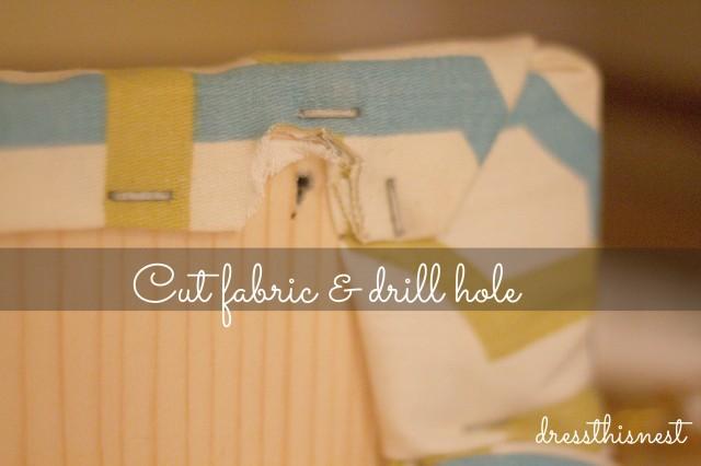 Cut-fabric-hole-window-cornice