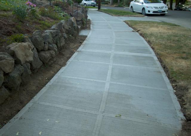 New-Sidewalk