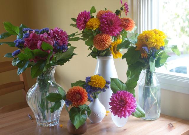 fresh-flower-arrangements